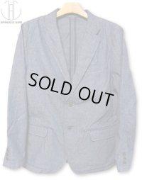 ★再入荷★JAPAN BLUE ジャパンブルー - 10oz Chambray Tailored Jacket インディゴ