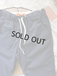 GO WEST ゴーウエスト - E,G PANTS NAVY【MADE IN JAPAN】