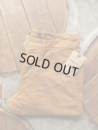 ORGUEIL オルゲイユ - Herringbone Trousers Brown 廃盤決定品 最後の1本【MADE IN JAPAN】