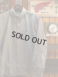 ORGUEIL オルゲイユ - Button Down Shirt Grey 【MADE IN JAPAN】