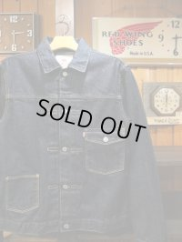 GO WEST ゴーウエスト - POST WORK JACKET ONE WASH 【MADE IN JAPAN】