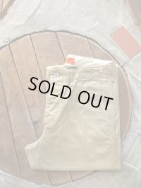 GO WEST ゴーウエスト - WIDE CHINO'S PANTS BEIGE 【MADE IN JAPAN】