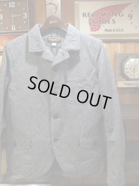 ORGUEIL オルゲイユ - Sack Jacket Grey 【MADE IN JAPAN】