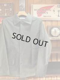 Ranch Standard ランチスタンダード - ストレッチポプリン コンバットシャツ OLIVE