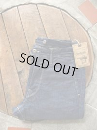 ORGUEIL オルゲイユ - Linen Denim Trousers One Wash 【MADE IN JAPAN】