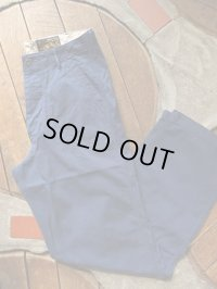 ORGUEIL オルゲイユ - Work Pants Blue 【MADE IN JAPAN】