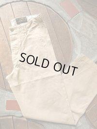 ORGUEIL オルゲイユ - Work Pants Beige 【MADE IN JAPAN】