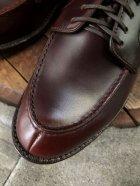 他の写真3: The Rutt shoes & co. ラッドシューズ - SPLIT V TIP OXFORD DK-Brown 【MADE IN JAPAN】