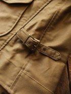 他の写真3: ORGUEIL オルゲイユ - Cossack Jacket Khaki 【MADE IN JAPAN】
