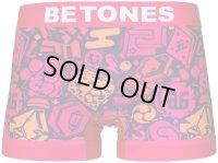 BETONES ビトーンズ ボクサーパンツ - MATOI ピンク