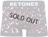 BETONES ビトーンズ ボクサーパンツ - LEOPARD2 ピンク