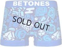 BETONES ビトーンズ ボクサーパンツ - MATOI ブルー