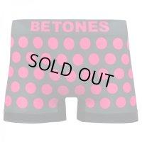 BETONES ビトーンズ ボクサーパンツ - BUBBLE5 ピンク