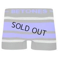 BETONES ビトーンズ ボクサーパンツ - BREATH BLACK D.ブルー