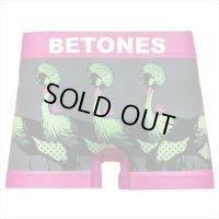 BETONES ビトーンズ ボクサーパンツ - ANIMAL4 ピンク