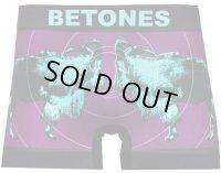 BETONES ビトーンズ ボクサーパンツ - ANIMAL4 D.パープル