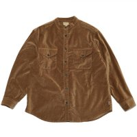GOWEST ゴーウェスト -BAND ON THE SHIRTS/VELVETEEN CAMEL