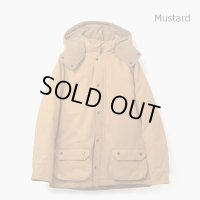 ORGUEIL オルゲイユ - Down Filed Parka  Mustard