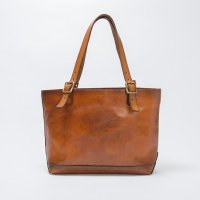 vasco ヴァスコ -  *LEATHER TRAVEL TOTEBAG