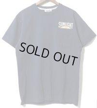 PHERROW'S フェローズ - Tシャツ ポケT SUNLICHT OIL Co. プリントT;NAVY