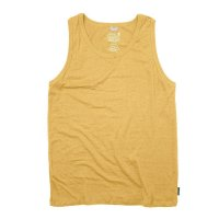 GOHEMP ゴーヘンプ -  FINEDAY TANKTOP / H/OC JERSEY (SUNSET GOLD)