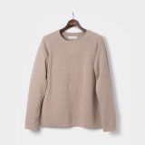 ORGUEIL オルゲイユ - Knit Long Sleeve:BEIGE