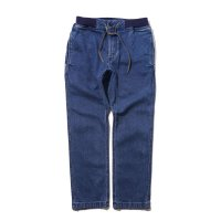 GOHEMP ゴーヘンプ - SLIM RIB PANTS/USED WASH