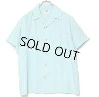 PHERROW'S フェローズ - レーヨン オープンカラー シャツ