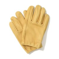 LAMP GLOVES -ランプグローブス UTILITY GLOVE SHORTY : CAMEL