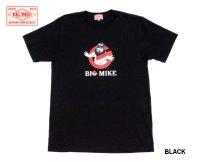 BIG MIKE - GOAST MIKE Tee : BLACK