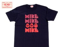 BIG MIKE - ビッグマイクGOTUMIKE Tee :  NAVY