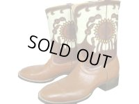 ★★50%OFF★★SANTO DOMINGO - Western Boots 【Sample Model】 Only 1 of the World